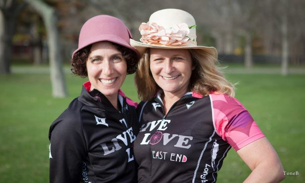 Gina and Eve hats